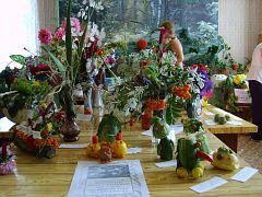 Выставка юннатов. Национальный парк «Хвалынский»